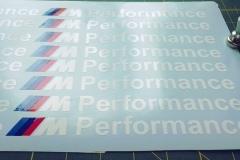 bmw m style m performance перфоманс наклейки vinil52.ru