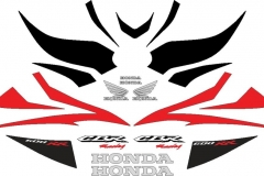 наклейки на мотоцикл vinil52.ru